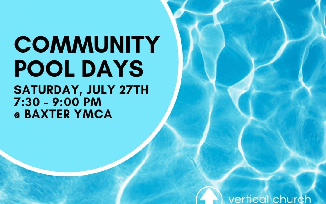 Community Pool Days – Greenwood