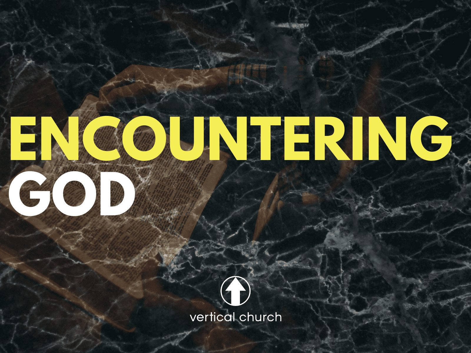 PLAINFIELD: Encountering God (Brian Oliver)