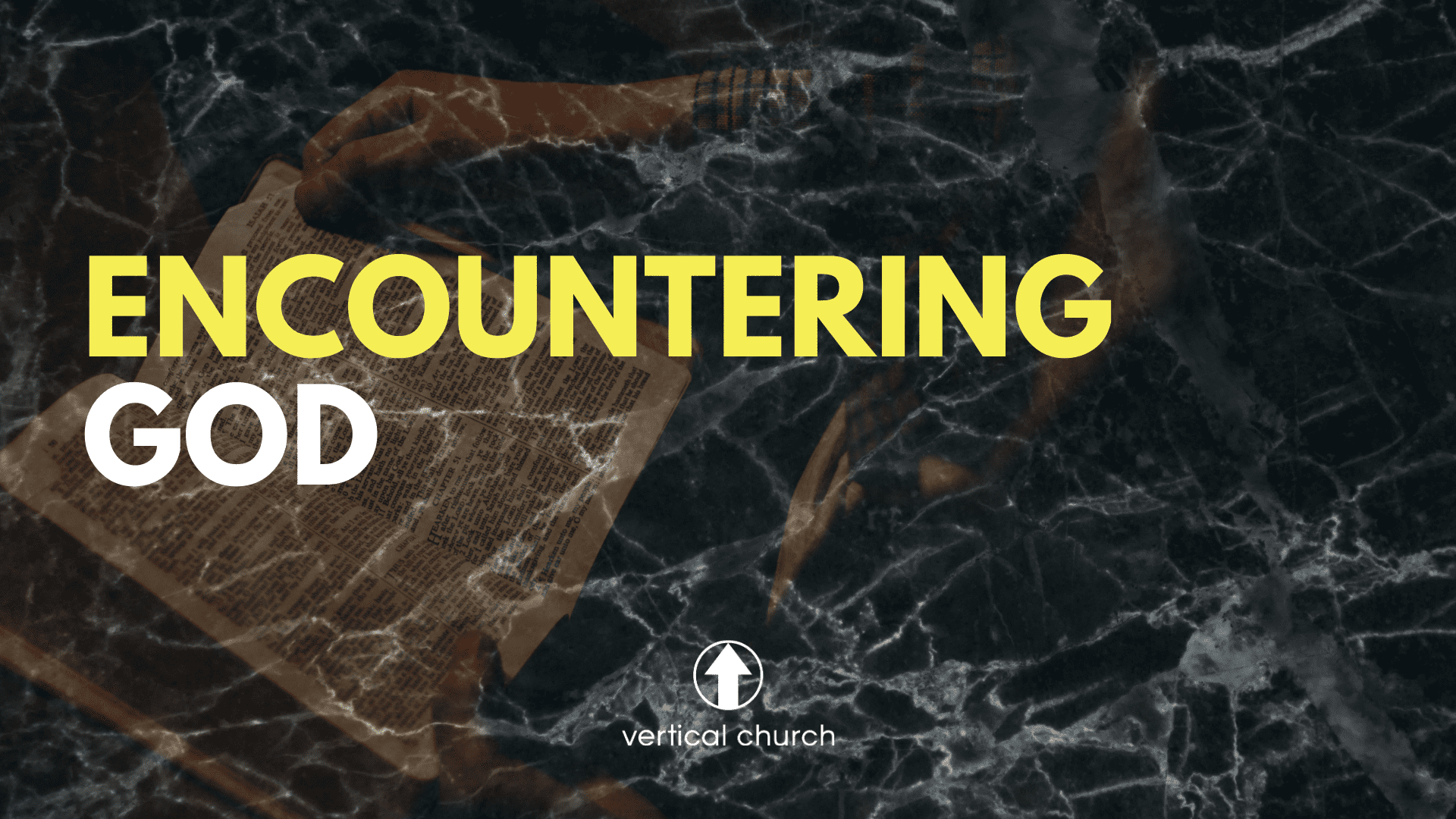PLAINFIELD: Encountering God – The Woman